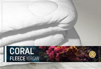 Coral Fleece Yorgan (Tek Kişilik)
