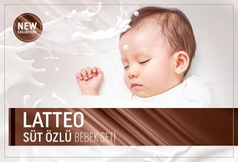 Latteo Süt Özlü Bebek Seti