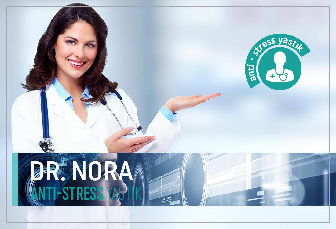 DR. Nora Anti-Stress Yastık
