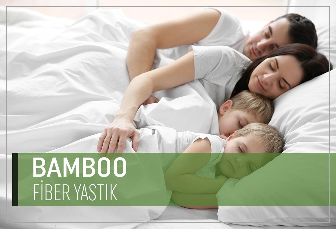 Bamboo Fiber Yastık