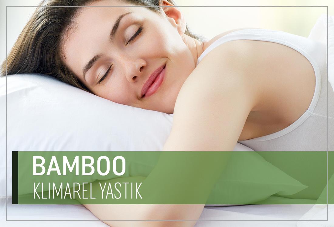 Bamboo Klimarel Yastık
