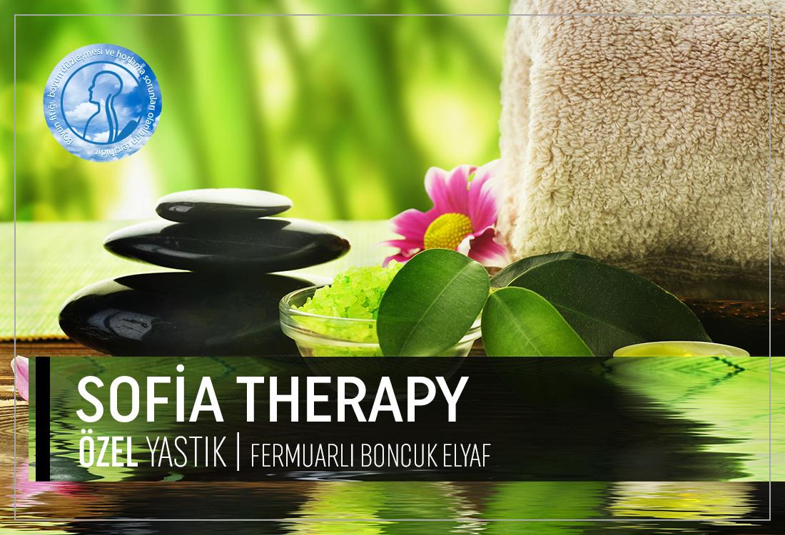 Sofia Teraphy Özel Yastık
