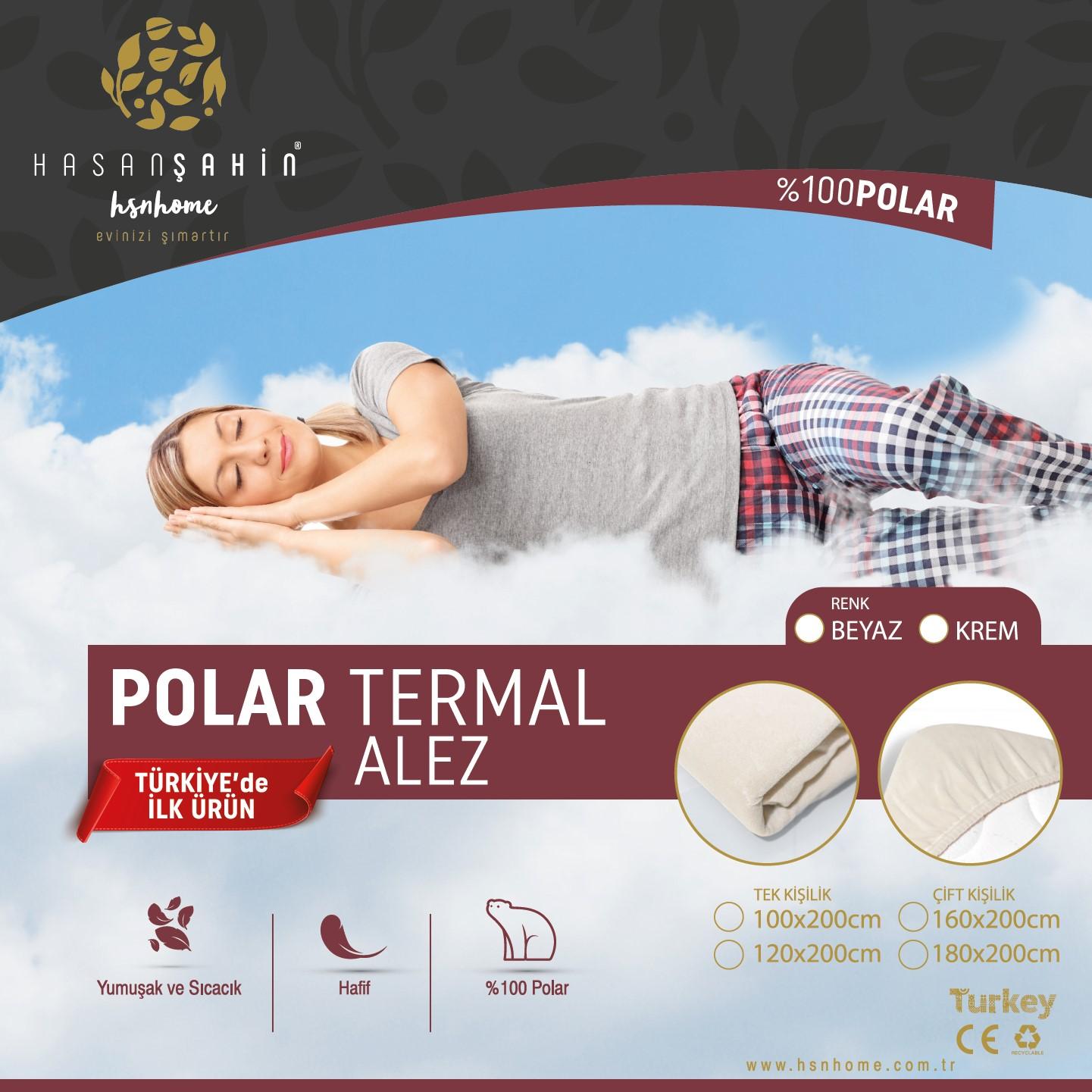 Polar Termal Alez 180x200cm